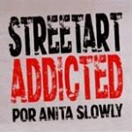 Street art addicted